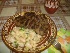 Рецепта за Кюфтета с бобена салата