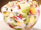 Рецепта за Зимна плодова салата