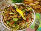 Рецепта за Пилешки маншони на скара