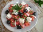 Рецепта за Гръцка салата с диня