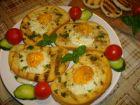Рецепта за Лесни сандвичи с яйца