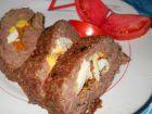 Рецепта за Руло от кайма с плънка от яйца и моркови