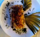 Рецепта за Палачинка с шунка, запечена с кашкавал
