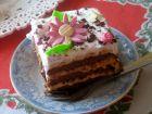 Рецепта за Торта с тиквено-карамелен крем