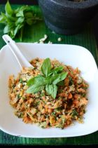 Рецепта за Салата с киноа, моркови и сурово кашу