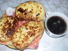 Рецепта за Кашкавалени сандвичи