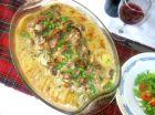 Рецепта за Сочни пържолки с гъбен сос и пресни картофки