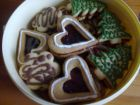 Рецепта за Меденки с айсинг, шоколад и домашно сладко