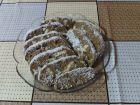 Рецепта за Руло с ядки, стафиди и бисквити