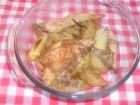 Рецепта за Петле с картофи, зехтин и бира