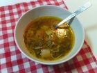 Рецепта за Супа с пилешко месо и дробчета