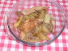Рецепта за Петле с картофи и бира