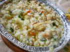 Рецепта за Пиле с ориз, моркови и чушки