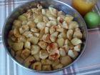 Рецепта за Печени ябълки на парченца