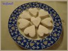 Рецепта за Новогодишни бели курабии