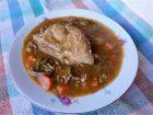 Рецепта за Пуешко със зелен боб