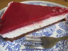 Рецепта за Чийзкейк със замразени ягоди