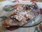 Рецепта за Филе от бяла риба с орехи