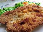 Рецепта за Хрупкави шницели от свинско месо