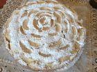 Рецепта за Ябълков сладкиш с маскарпоне