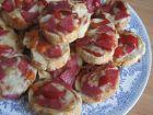 Рецепта за Мини пици с хляб