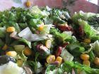 Рецепта за Салата с царевица, ядки и семена